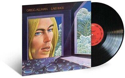 Gregg Allman - Laid Back [New Vinyl LP] 180 Gram
