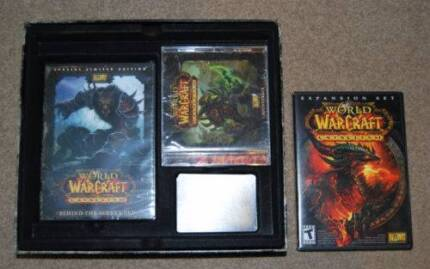 World of Warcraft - Cataclysm - Collectors Edition