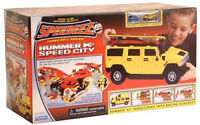 Hummer H2 Speed City Playset
