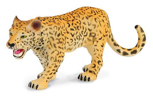 CollectA 88206 Adult Leopard - Wildlife Big Cat Toy Model Replica - NIP