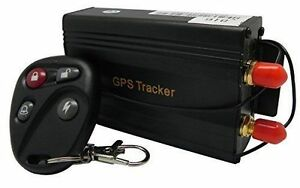 GPS Vehicle Spy Tracking Device with Remote Control
