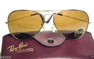94aa4387060d52 Vintage Ray Ban Aviator Sunglasses