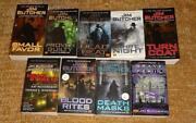 Jim Butcher Lot