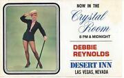 Debbie Reynolds Signed