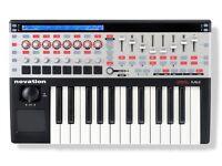 FOR SALE - Novation 25SL MkII MIDI KEYBOARD