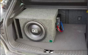 Subwoofer And Amplifier Installations