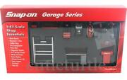 Snap on Garage
