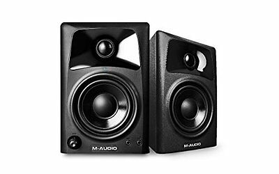M-Audio AV32 Professional Studio Monitor Speakers (Pair)...NEW