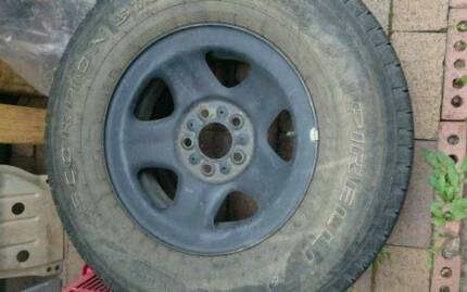 Jeep oem wheels 5x114.3 4x4