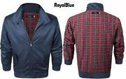 Mens Classic Harrington Jacket