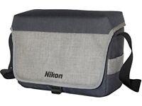 Nikon Camera bag fits DSLR or Compact