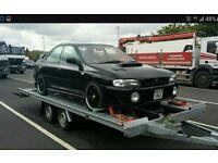 Subaru impreza WRX Catalunya 1997 FOR PARTS