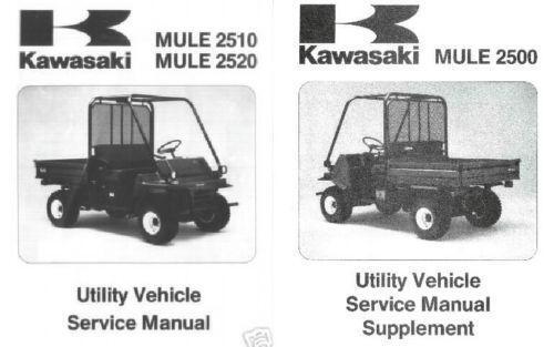 Kawasaki Mule 2500 – Kawasaki Mule 2500 Wiring Harness
