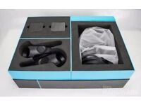 HTC VIVE VIRTUAL REALITY VR HEADSET, NEW