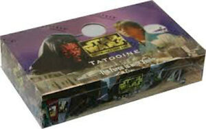 STAR-WARS-CCG-TATOOINE-SEALED-BOOSTER-BOX-NEW