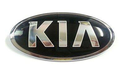 Kia Rio 2012-2014 OEM GENUINE Parts Front Grille KIA Emblem 863201W100