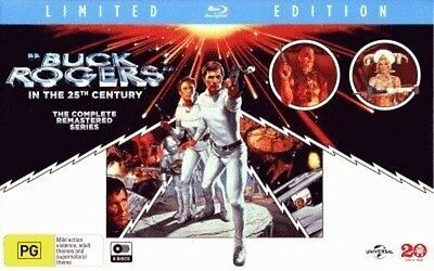 Buck Rogers In The 25Th Century  Complete Seri Blu Ray Region B