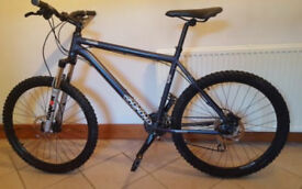 GT Carrera men's mountain bike