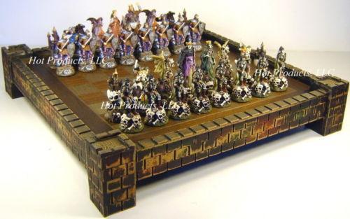 Dragon Chess Set Ebay