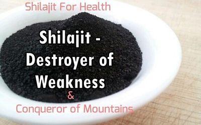 Siberian Shilajit