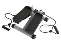 Aerobic Fitness Stepper Machine with Resistance Bands - New