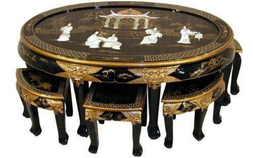 Chinese Coffee Table Ebay