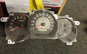 Tacoma Instrument Cluster