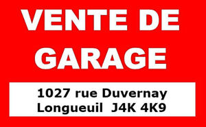 Surprenante vente de garage :-)
