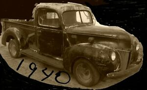 Parts for 1940 Ford Pickup-1935 1936 1937 1938 1939 1940ford car