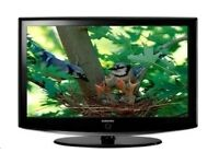 """Samsung 37"""" inch HD LCD TV with Freeview Built in, 3 x HDMI not 26 32 39 40 May Deliver Locally"""