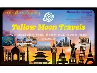 We deliver the BEST in Tour and Travel, Honeymoon, Vacation packages and much more all over India.