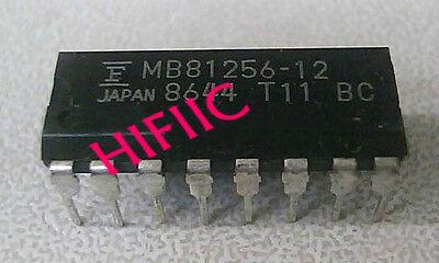 1pcs Mb81256-12 Mos 262144 Bit Dynamic Random Access Memory