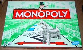 AMERICAN MONOPOLY BOARD GAME - NEW