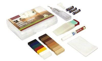 Laminat ReparaturSet für lackiertes Parkett, Laminat, Holz und Möbel picobello