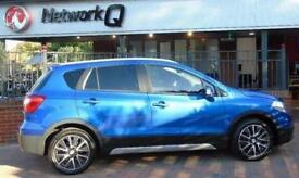 2014 Suzuki SX4 S-Cross 1.6 SZ-T 5 door Petrol Hatchback