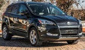 2014 Ford Escape Titanium AWD 2.0L, Only 28K KMs! With Warranty