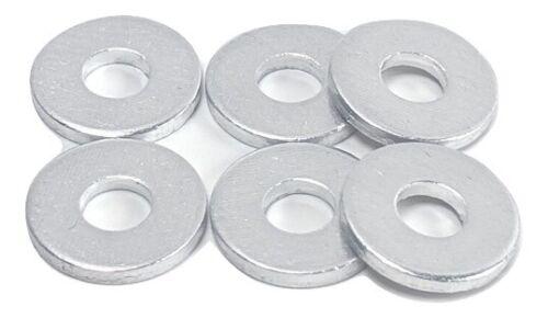Aluminum Rivet Back Up Washer 3/16 I.D -  1/2 O.D | 50 - 1,000 PCS