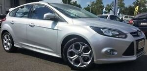 2013 Ford Focus LW MKII Sport PwrShift Silver 6 Speed Sports Automatic Dual Clutch Hatchback Berrimah Darwin City Preview