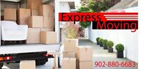 ⭐️Express Moving⭐️ 2 Movers 17ft truck for as low as $60/hr-⭐️
