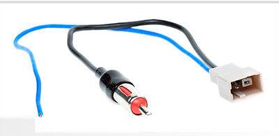 CARAV 13-002 Autoradio Antenne Adapterkabel DIN für HONDA ACURA MAZDA SUZUKI