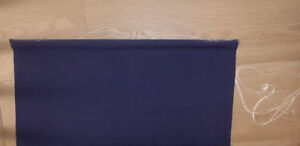 Length adjustable cotton blind Kitchener / Waterloo Kitchener Area image 2