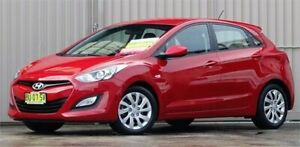 2013 Hyundai i30 GD Active Red 6 Speed Manual Hatchback Lismore Lismore Area Preview