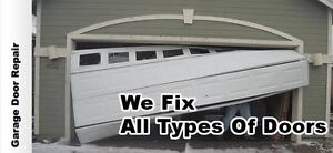 Over 5 Years Of Experience In Garage Doors Repair And Services  Kitchener / Waterloo Kitchener Area image 4