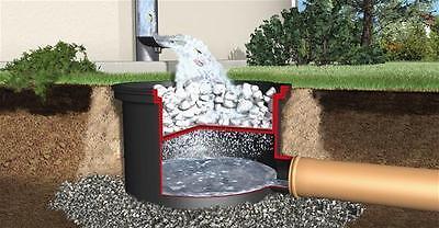 Regenwasserfilter Filtertopf GRAF / GARANTIA 340003