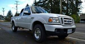 LOW KM, 2007 Ford Ranger sport model. No accidents - $8000