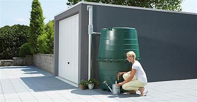 Regenwassertank Top-Tank 1300L GRAF 323002 oder GARANTIA 323001
