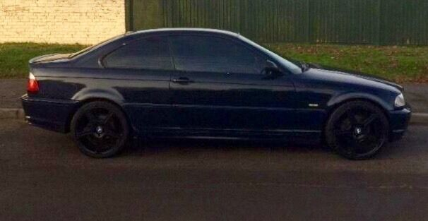 bmw e46 320ci tinted windows fsh black alloys in coventry west midlands gumtree. Black Bedroom Furniture Sets. Home Design Ideas