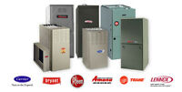 Heating and Air Conditioning Tech