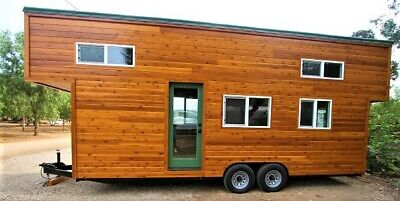 Tiny House Flatbed Trailers Build Your Dream Tiny Home 5 Sizes
