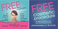Free Laser Hair Removal edmontion